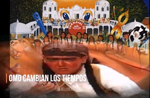 """🤳Pasodoble """"Como cambian los tiempos"""".🌰Chirigota """"Las Belloteras"""" (1999) con Letra✍️"""