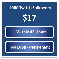 1000 buy twitch viewers cheap