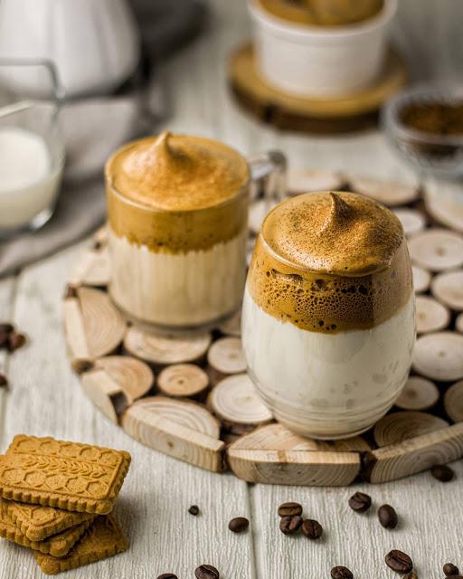 Resep Cara Membuat Dalgona Coffee Tanpa Mixer Sederhana