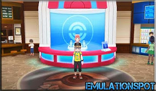 Download Pokemon Ultra Moon Decrypted ROM for Citra Nintendo 3DS   EmulationSpot