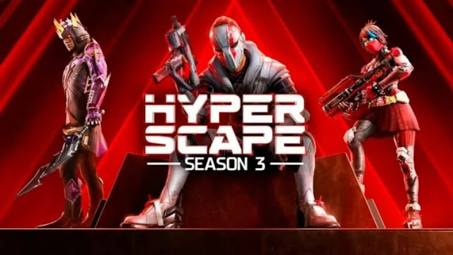 Season 3 Hyper Scape Presents the New Face of Map Neo Arcadia