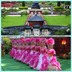 Splendid  China & China Folk  Cultural Village  Show