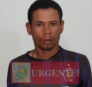 Policia Civil da DIG divulgou a foto do morador de Rua Nilton suspeito do Caso Gabriel