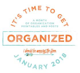 Getting Organized in 2018