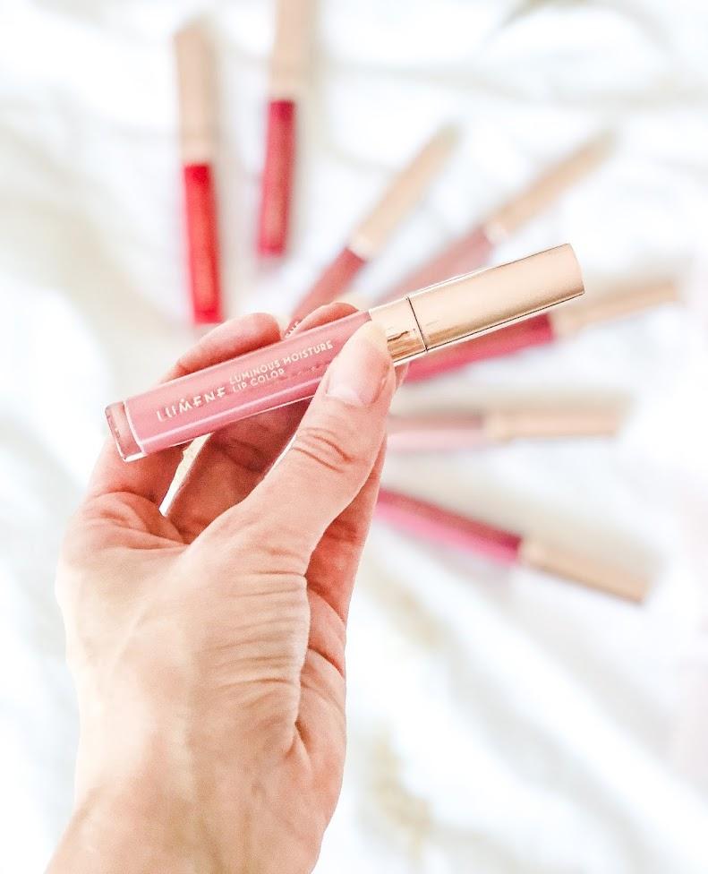Lumene Luminous Moisture Kosteuttava huuliväri