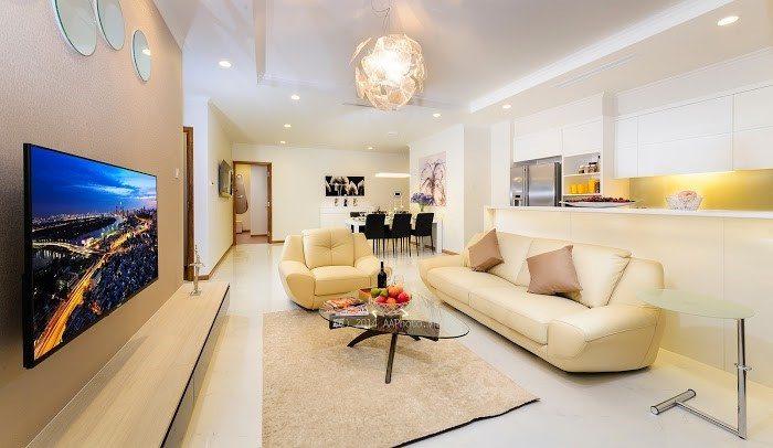Thiết kế nội thất căn hộ cao cấp tại chung cư The K Park Văn Phú Hà Đông