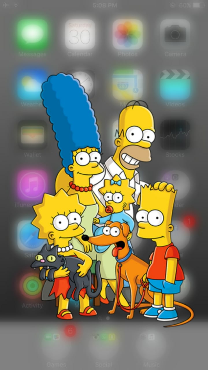 #simpson #wallpapersimpson