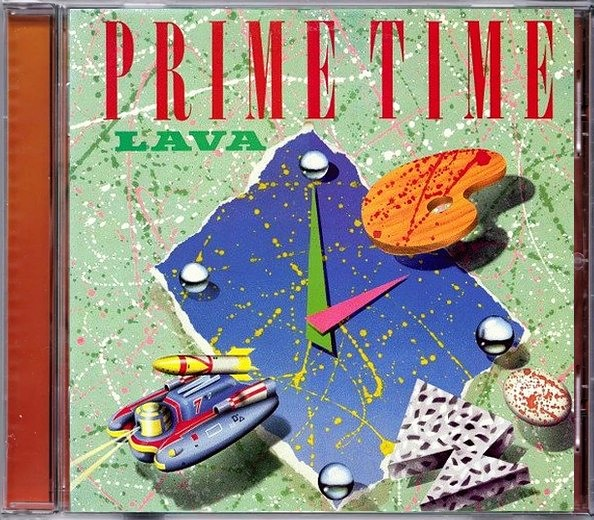 LAVA - Prime Time [First time on CD digitally remastered +3] (2015) full