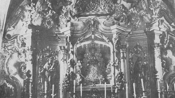 La bula de la coronación canónica de la Virgen del Rocío