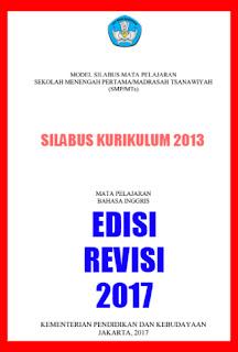 GAMBAR COVER SILABUS SMP EDISI REVISI 2017 K13
