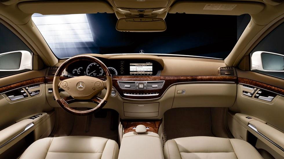 Luxury Vehicle: Mercedes Benz: 2014 Mercedes-Benz S-Class