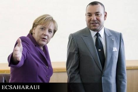 Alemania suspende la ejecución de varios proyectos millonarios con Marruecos debido a la crisis por la ocupación del Sáhara Occidental.
