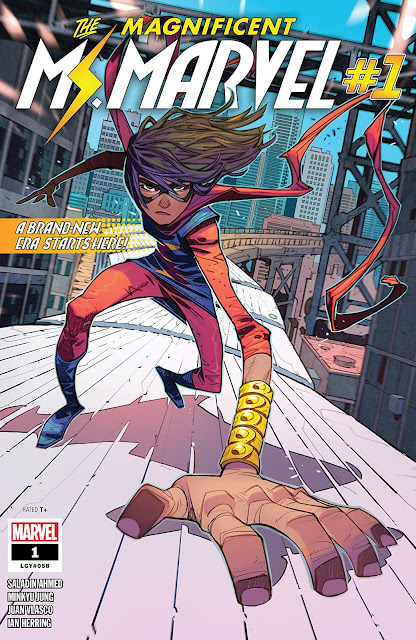 The Magnificent Ms. Marvel cbr gratis marvel