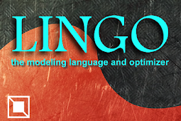 Linear programming menggunakan Lingo