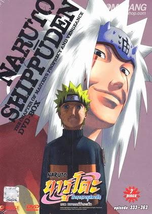 Naruto Shippuden Season 6 พยากรณ์ชำระแค้น ตอนที่ 113 - 143