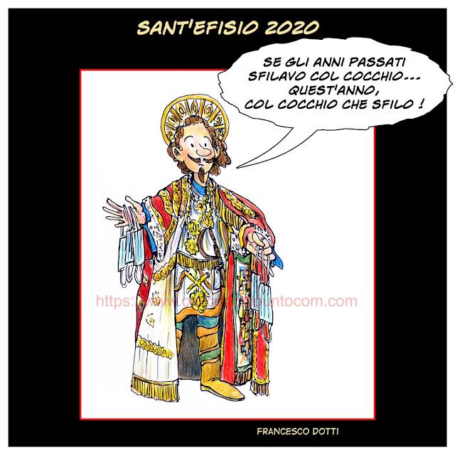 Covid-19 Sant'Efisio