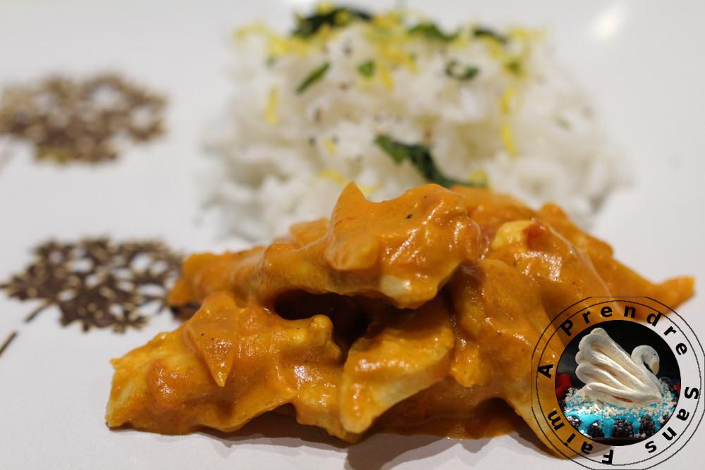 Blancs De Poulet Au Curry A Prendre Sans Faim