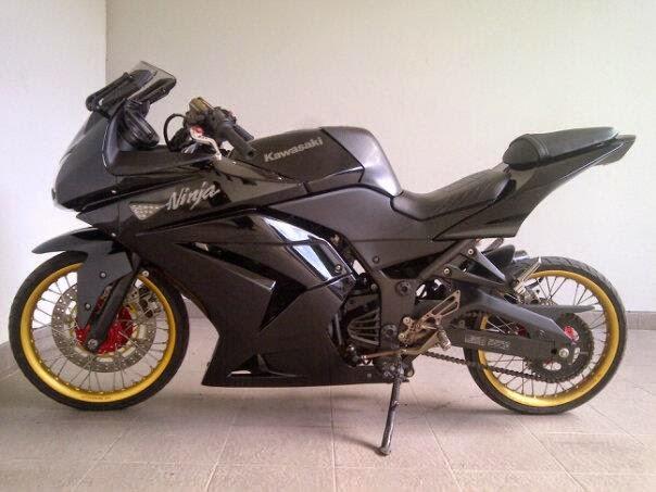 Kawasaki Ninja Rlvrrr2tak Velg Jari Jari Ring 17