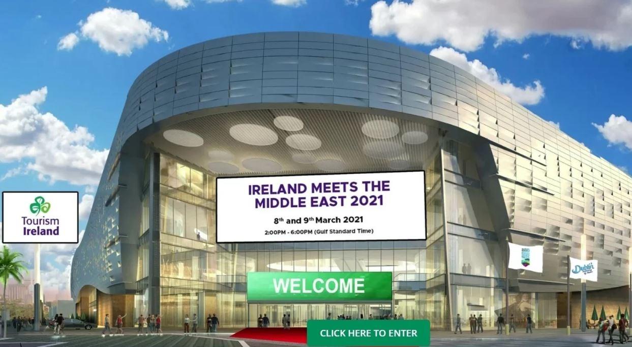 آيرلندا تلتقي بالشرق الأوسط عبر النسخة الافتراضية الأولى من مؤتمرها التجاري