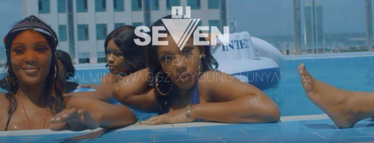Dj Seven Ft. Young Lunya & Salmin Swaggz – Tunawaka