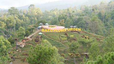 Batu Flower Garden Bukit Bulu Salika Travel