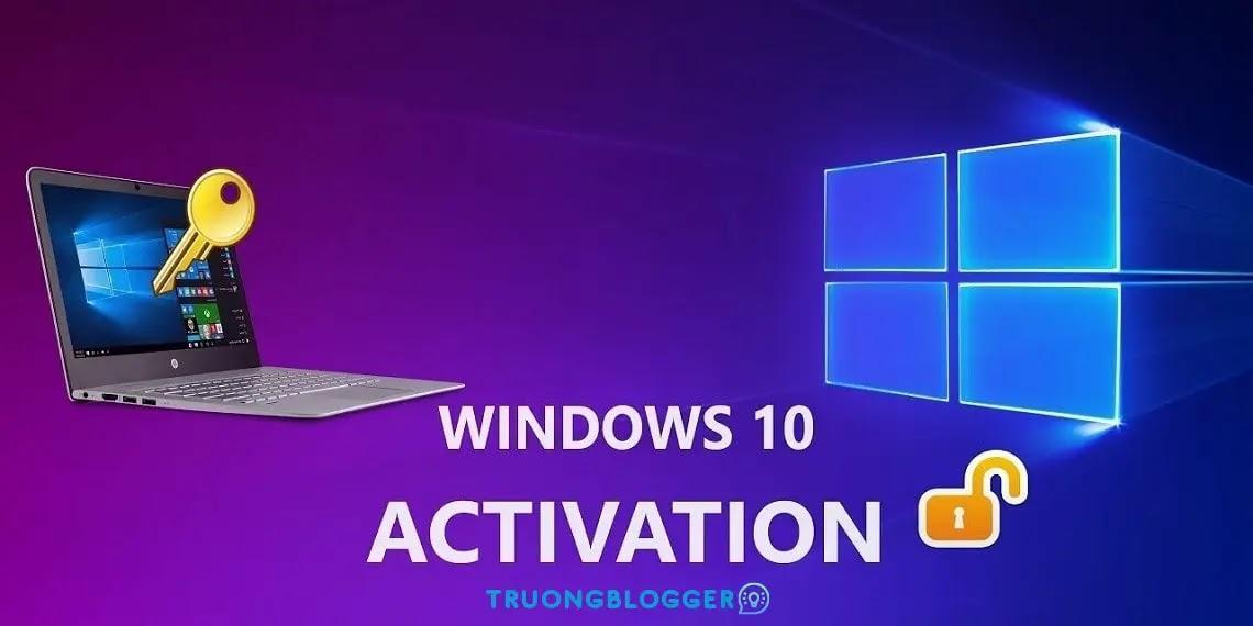 Win 10 Digital License - Active Windows 10 bản quyền kỹ thuật số vĩnh viễn