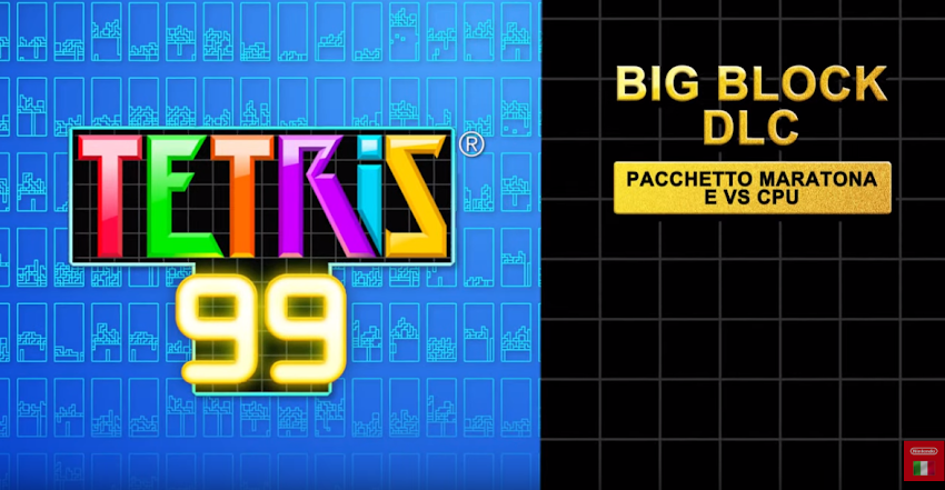 TETRIS 99 - Big Block DLC (Nintendo Switch)