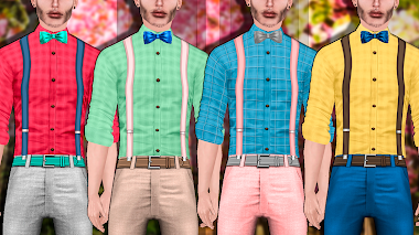 SPRING COLLECTION - MALE VERSION