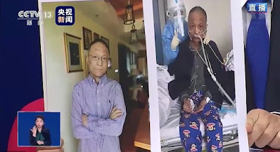 Kondisi dokter Yi Fan setelah sembuh dari virus corona