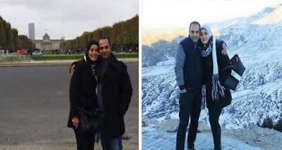 أقوى قصة حب مصرية تنتهي مع الطائرة المنكوبة