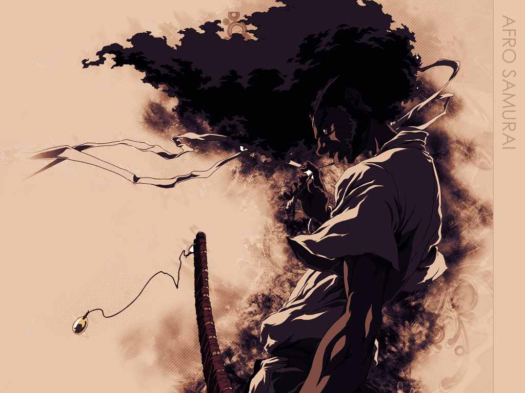 Hd Wallpapers Blog: Afro Samurai Wallpapers