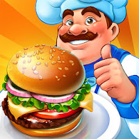 Cooking Crush: Cooking Games Madness - Frenzy City Apk Download