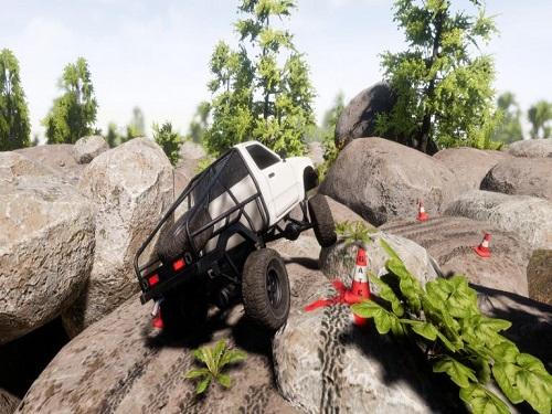 Pure Rock Crawling Game Free Download