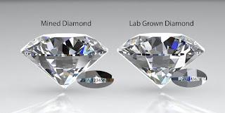 Giá bán kim cương nhân tạo có giấy kiểm định
