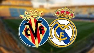 مشاهدة مباراة ريال مدريد وفياريال اليوم 2020/7/16 في الدوريالاسباني