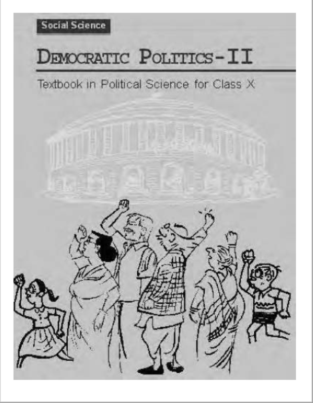 NCERT Political Science Class-10 : For English Medium Students PDF Book