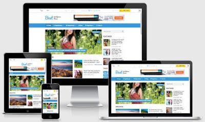 Best Theme Wordpress Blogspot Terbaik CTR Tinggi untuk AdSense