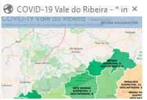 Covid-19 Vale do Ribeira