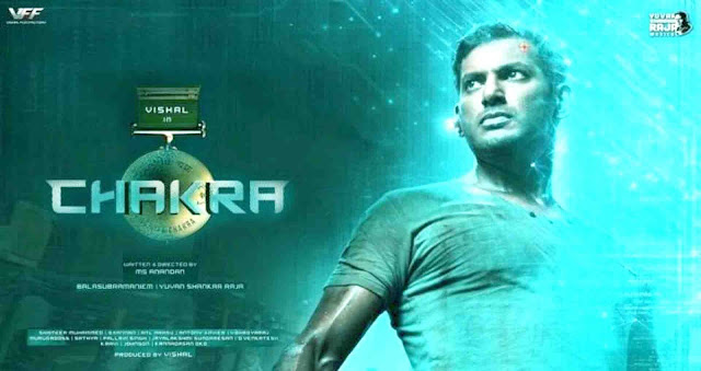 Chakra (2021) Full Movie Download Leaked By Tamilrockers, Tamilgun & Movierulz || Fhakra Full Movie Download in Hindi Filmyzilla