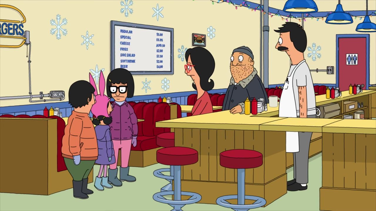 Bob S Burgers Season 9 Episode 10 Christmas Special Review The Tv Ratings Guide
