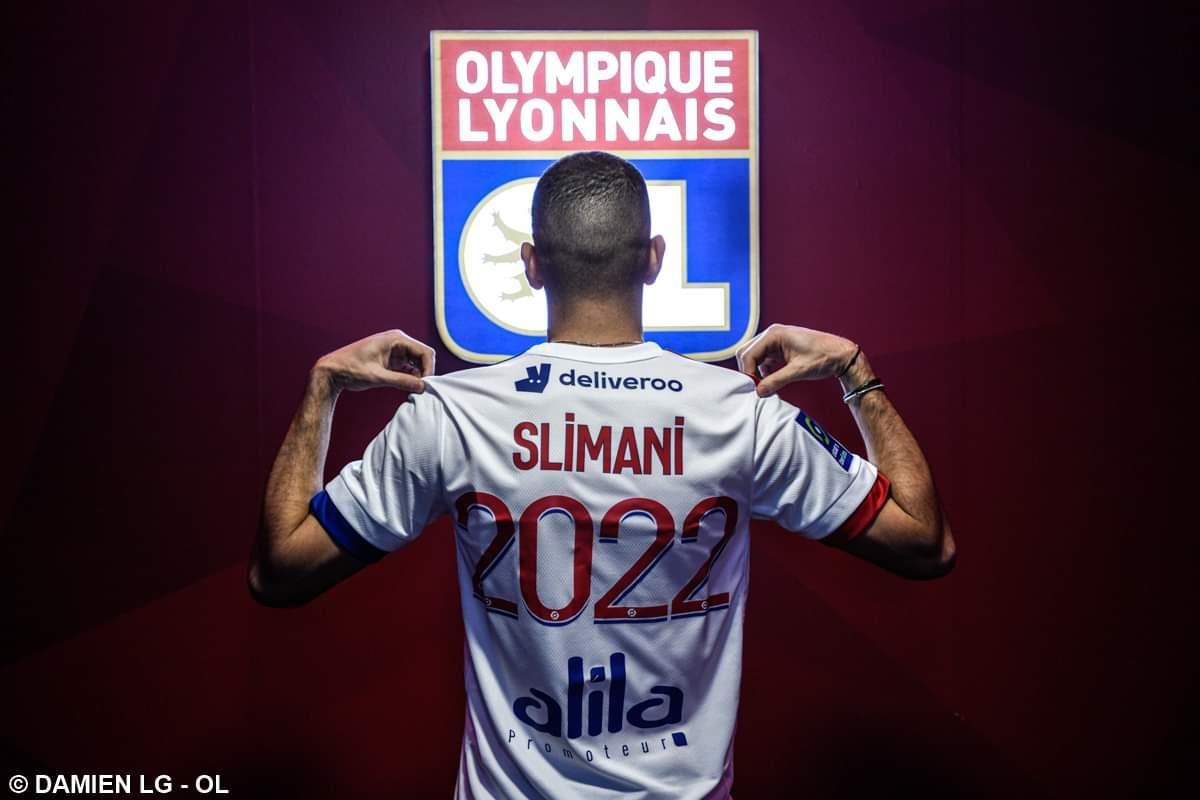 سليماني ينضم إلى نادي ليون الفرنسي