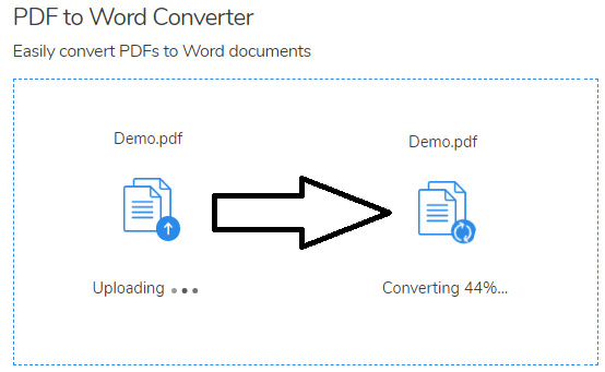 how to convert pdf file to word document online free