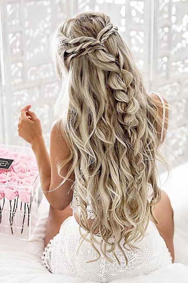 Formal Hairstyles For Long Hair That Are Gorgeous | Formal Hairstyles 2018