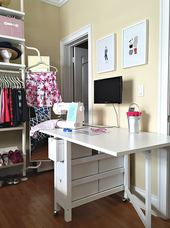 Ikea Sewing Table