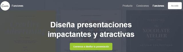 Canva-Presentaciones-en-línea