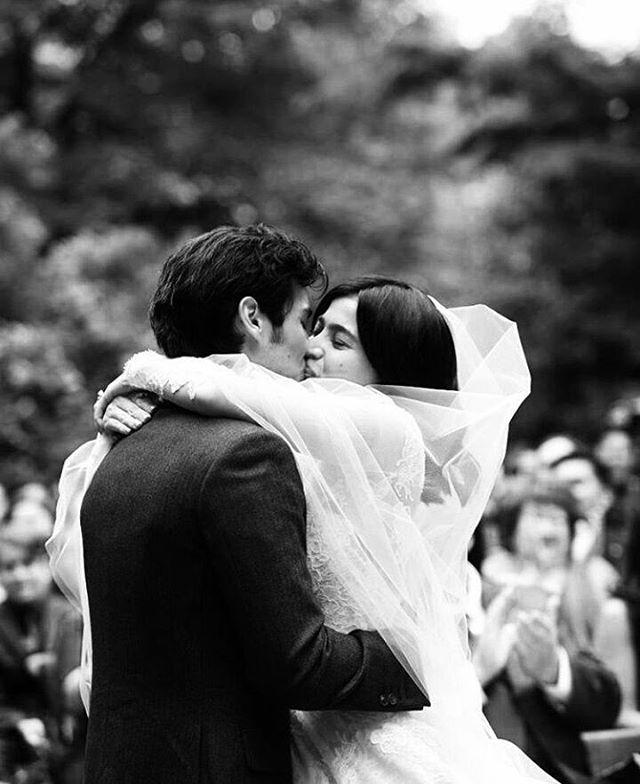 Heussaff wedding