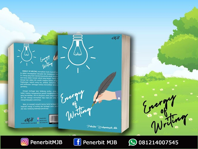 Review Buku Energy Of Writing