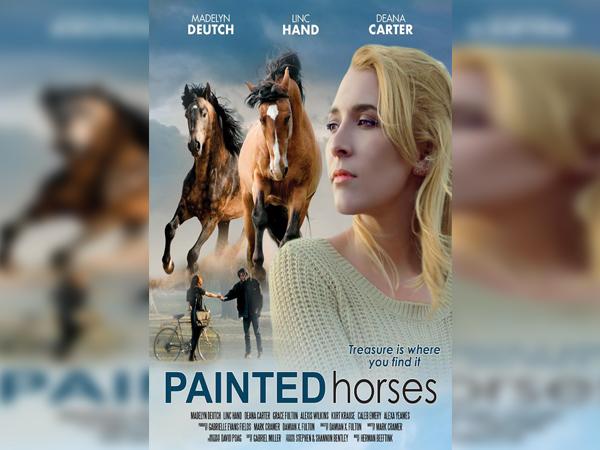 Sinopsis, detail dan nonton trailer Film Painted Horses (2017)
