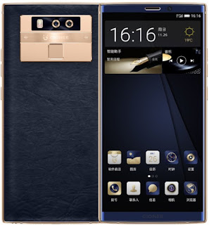 Gionee M7 Plus Launched With Wireless Charging - Check Out It's Specs and Price
