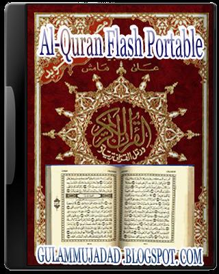 Al-Quran Flash Portable Version Free Download - Free full Version